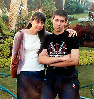 BNPS.co.uk (01202 558833)<br /> Picture: BNPS<br /> <br /> Elana Danailov and her son Kristiyan Danailov.<br /> <br /> A distraught mother today called on the government to introduce stricter internet controls after her son was able to buy cyanide online and use it take his own life.<br /> <br /> Kristiyan Danailov, who was aged 21, invented a fake business name and emailed a company in Essex to send him the lethal substance in the post.<br /> <br /> According to his mother Elana Danailova, all her son had to do was tick a box on a website to confirm he was a legitimate trader in order for the poison to be dispatched.<br /> <br /> It arrived through his door days later and Mr Danailov was found dead in the bedroom of his family home in Bournemouth, Dorset.