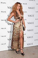 Jill Hervey (LionBabe)<br /> at the Vogue 100: A Century of Style exhibition opening held in the National Portrait Gallery, London.<br /> <br /> <br /> ©Ash Knotek  D3080 09/02/2016