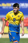 St Johnstone FC…..<br />Marky Munro<br />Picture by Graeme Hart.<br />Copyright Perthshire Picture Agency<br />Tel: 01738 623350  Mobile: 07990 594431