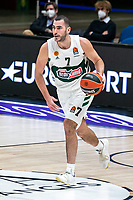 armani - Panatinaikos eurolega basket 2020-2021 - Milano 3 dicembre 2020 - nella foto: bochoridis