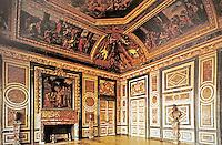 Room of Queen's Guards, Chateau de Versailles