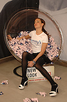 Tpt retro set found dead today <br /> Tara Palmer Tomkinson<br /> Launches the charity teddy bears sold in aid of Tommy's charity at New Look, Oxford Street, London