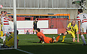 25/09/2010   Copyright  Pic : James Stewart.sct_jsp010_hamilton_v_kilmarnock  .::  CONOR SAMMON SCORES KILMARNOCK'S LATE EQUALISER  ::.James Stewart Photography 19 Carronlea Drive, Falkirk. FK2 8DN      Vat Reg No. 607 6932 25.Telephone      : +44 (0)1324 570291 .Mobile              : +44 (0)7721 416997.E-mail  :  jim@jspa.co.uk.If you require further information then contact Jim Stewart on any of the numbers above.........