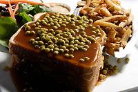 Montreal QC CANADA - 2008 file Photo -Hot chicken sandwiche