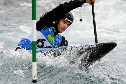 The World Cup Race in Markkleeberg was an essential benchmark for Liam Jegou to test his form in the C1 Men before getting on the plane to Tokyo