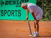 Hilversum, The Netherlands,  August 23, 2019,  Tulip Tennis Center, NSK, Niels Menko (NED)<br /> Photo: Tennisimages/Henk Koster