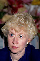 FILE PHOTO :  <br /> <br /> Kim Campbell<br />  circa  Fall 1993<br /> <br /> Photo :  Pierre Roussel  - Agence Quebec Presse