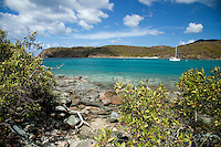 Salt Pond Bay<br /> Virgin Islands National Park<br /> St. John<br /> U.S. Virgin Islands