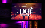 The Dramatists Guild Foundation 2018 dgf: gala at the Manhattan Center Ballroom on November 12, 2018 in New York City.