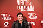 "Jorge Perugorria attends to the presentation of the spanish film ""Vientos de la Habana"" in Madrid. September 27, 2016. (ALTERPHOTOS/Borja B.Hojas)"