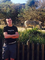 Pictured: Bradley Presbury, image taken from his open facebook account.<br /> Re: Two young men accused of animal cruelty and bestiality offences which allegedly took place in Nimbin, Australia 10 days ago have been formally refused bail in the Lismore Local Court.<br /> Both men were on parole at the time of the alleged offences, which made a successful bail application unlikely.<br /> Bradley Presbury, 20 and Reece Parke, 22, allegedly raped a pig and killed several chickens.<br /> Both men are charged with two counts of torturing, beating, and causing the death of an animal, and one count of bestiality.<br /> Police initially refused the pair bail last night after they were arrested at their Teven residence and charged.<br /> The charge of bestiality carries a maximum penalty in NSW of 14 years' imprisonment.