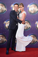 "Bruno Tonioli and Darcey Bussell<br /> at the launch of the new series of ""Strictly Come Dancing, New Broadcasting House, London. <br /> <br /> <br /> ©Ash Knotek  D3298  28/08/2017"