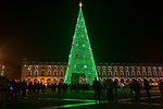 Downtown Lisbon Christmas Lights