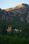 Vistas de Jumilla desde el Monasterio de Santa Ana.