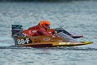 88-F and X-22   (PRO Outboard Hydroplane)