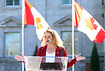 Julie Payette, PyeongChang 2018. <br />