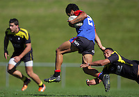 120929 National Rugby League Competition - Wellington v WaiCoa Bays