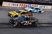 #23: Blake Jones, BK Racing, Toyota Camry Tennessee XXX Moonshine, \c19, and #51: Reed Sorenson, Rick Ware Racing, Chevrolet Camaro Trading View
