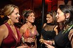 "Victoria Rentz, Catherine Rentz, Arlene Carlisle and Jennifer Segal at the Children's Museum ""Arabian Nights"" Gala at The Corinthian Saturday  Oct. 14,2006.(Dave Rossman/For the Chronicle)"