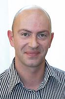 Christophe Ehrhart, owner domaine josmeyer wintzenheim alsace france