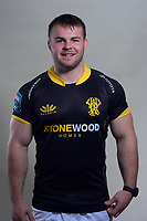 Josh Southall. 2021 Wellington Lions official rugby headshots at Rugby League Park in Wellington, New Zealand on Monday, 26 July 2021. Photo: Dave Lintott / lintottphoto.co.nz