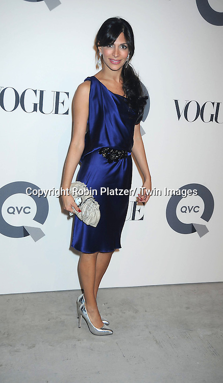 Malini Murjani attending The QVC and Vogue Fashion Week Party on February 11, 2011 at 229 West 43rd Street in New York City.