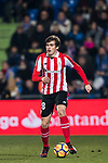 Inigo Cordoba Kerejeta of Athletic Club de Bilbao in action during the La Liga 2017-18 match between Getafe CF and Athletic Club at Coliseum Alfonso Perez on 19 January 2018 in Madrid, Spain. Photo by Diego Gonzalez / Power Sport Images