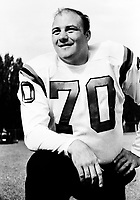 Bobby Simpson Ottawa Rough Riders 1960. Copyright photograph Ted Grant/