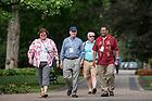 June 5, 2015; Reunion 2015. (Photo by Matt Cashore/University of Notre Dame)