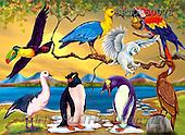 Alfredo, CUTE ANIMALS, puzzle, paintings(BRTO50978,#AC#) illustrations, pinturas, rompe cabeza