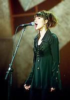 Dec 1, 1996 File Photo-<br /> <br /> Luce Dufault,<br /> <br /> photo (c)  Images Distribution