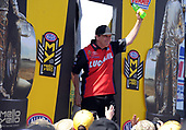 NHRA Mello Yello Drag Racing Series<br /> Summit Racing Equipment NHRA Nationals<br /> Summit Racing Equipment Motorsports Park, Norwalk, OH USA<br /> Sunday 25 June 2017 Del Worsham, Lucas Oil, Funny Car,<br /> <br /> World Copyright: Will Lester Photography