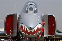 - Royal Air Force, fighter aircraft Pantom II....- Royal Air Force, aereo da caccia Pantom II