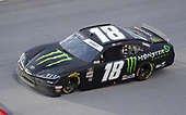 June 20, 2020:  #18: Riley Herbst, Joe Gibbs Racing, Toyota Supra Monster Energyduring the Unhinged 300 at Talladega Superspeedway in Talladega, AL. (HHP/Harold Hinson)