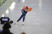 SPEEDSKATING: HEERENVEEN: 16-01-2021, IJsstadion Thialf, ISU European Speed Skating Championships, Joy Beune (NED), ©photo Martin de Jong