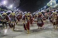 RIO DE JANEIRO (RJ) 29.02.2020 - Carnaval - Rio Escola de samba Estacao Primeira de Mangueira no desfile das campeas das escolas de samba do Grupo Especial do Rio de Janeiro neste sabado (29) na Marquues de Sapucai. (Foto: Ellan Lustosa/Codigo 19/Codigo 19)