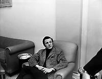 Claude Leveillee<br /> , Entre le 24 et le 30 octobre 1966<br /> <br /> Photographe : Photo Moderne<br /> - Agence Quebec Presse