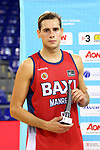 LLIGA NACIONAL CATALANA ACB 2020 AON.<br /> Baixi Manresa vs Club Joventut Badalona: 79-93.<br /> Guillem Jou.
