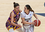 2021-03-05 Copa de la Reina de Baloncesto ´21 - Lointek Gernika - Ciudad de la Laguna Tenerife