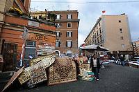 Quartiere storico di San Lorenzo.Historic district of San Lorenzo....