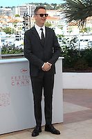 Nicolas Winding Refn attends 'The Neon Demon' Photocall durig The 69th Annual Cannes Film Festival on May 20, 2016 in Cannes