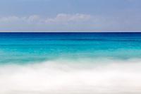 Puu Alii Bay, one of the most turquoise beaches I visited on the Big Island, near the Kona Coast.