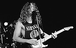Soundgarden Chris Cornell 1988