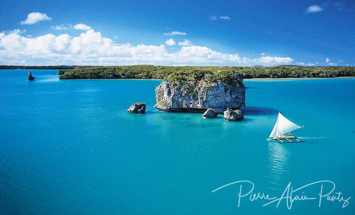 Baie d'upi - Ile des Pins