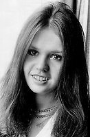 Marie Osmand, 13, Sister of Osmand Bros.<br /> Griffin, Doug<br /> Picture, 1973, English