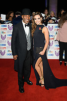 Danny John Jules<br /> arriving for the Pride of Britain Awards 2018 at the Grosvenor House Hotel, London<br /> <br /> ©Ash Knotek  D3456  29/10/2018