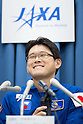 Japanese astronaut discusses trip to International Space Station