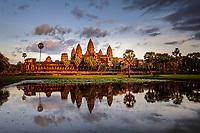 Angkor Temples Complex