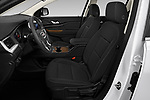 Front seat view of 2020 GMC Acadia SLE 5 Door SUV Front Seat  car photos
