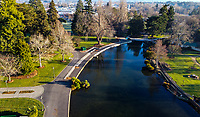 Queen Elizabeth Park in Masterton, New Zealand on Friday, 4 August 2020. Photo: Dave Lintott / lintottphoto.co.nz